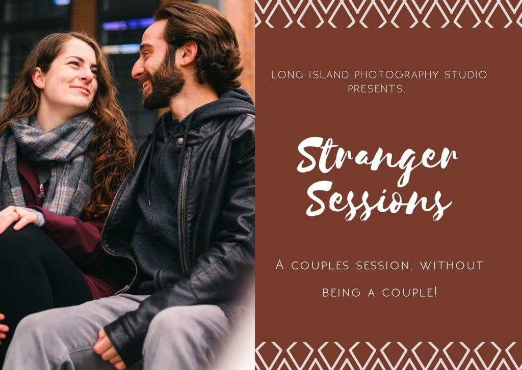 long island photography studio stranger sessions couple session